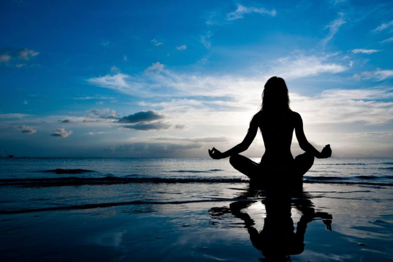 meditimi dhe stresi