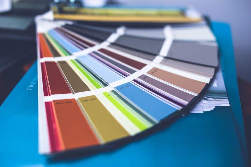 ngjyrat për të balancuar jetën