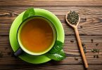 çaj të gjelbër
