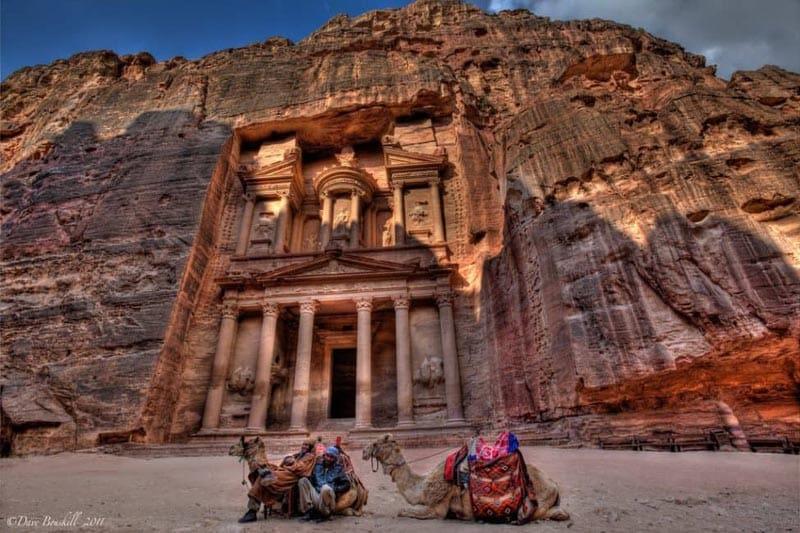 Petra-Jordani