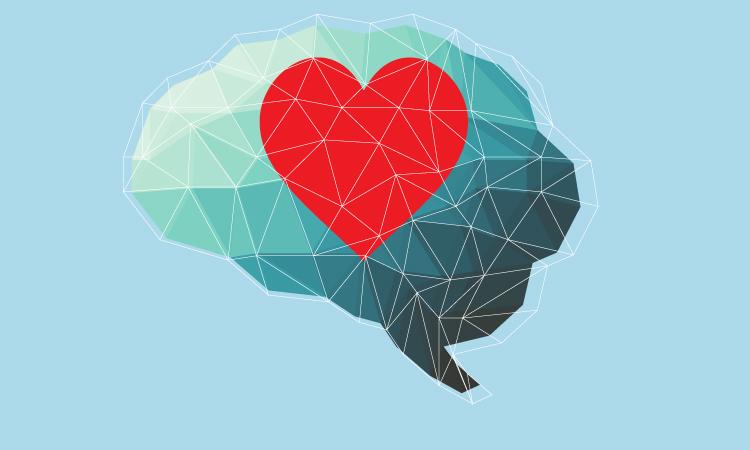 lidhja e trurit me zemër