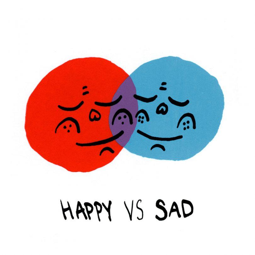 Dallimi ne mes të një optimisti dhe pesimisti