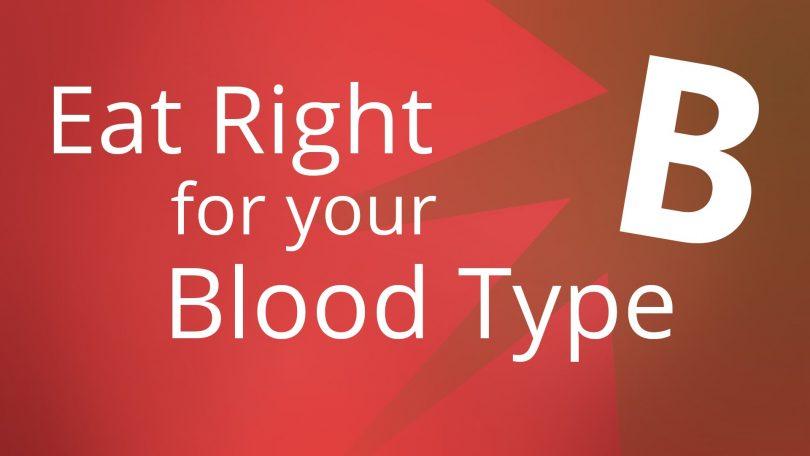 llojet e gjakut B